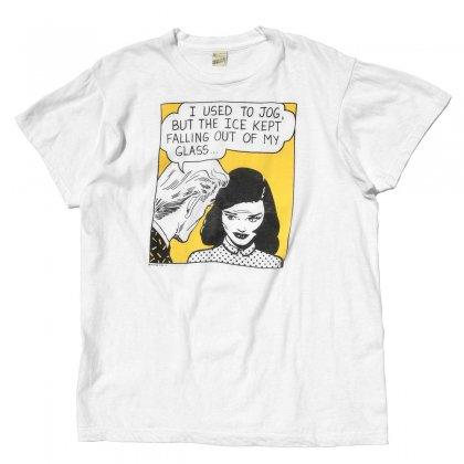 古着 通販 ロイ リキテンスタイン ヴィンテージ  T シャツ【Roy Lichtenstein】【1980's~】Pop Art
