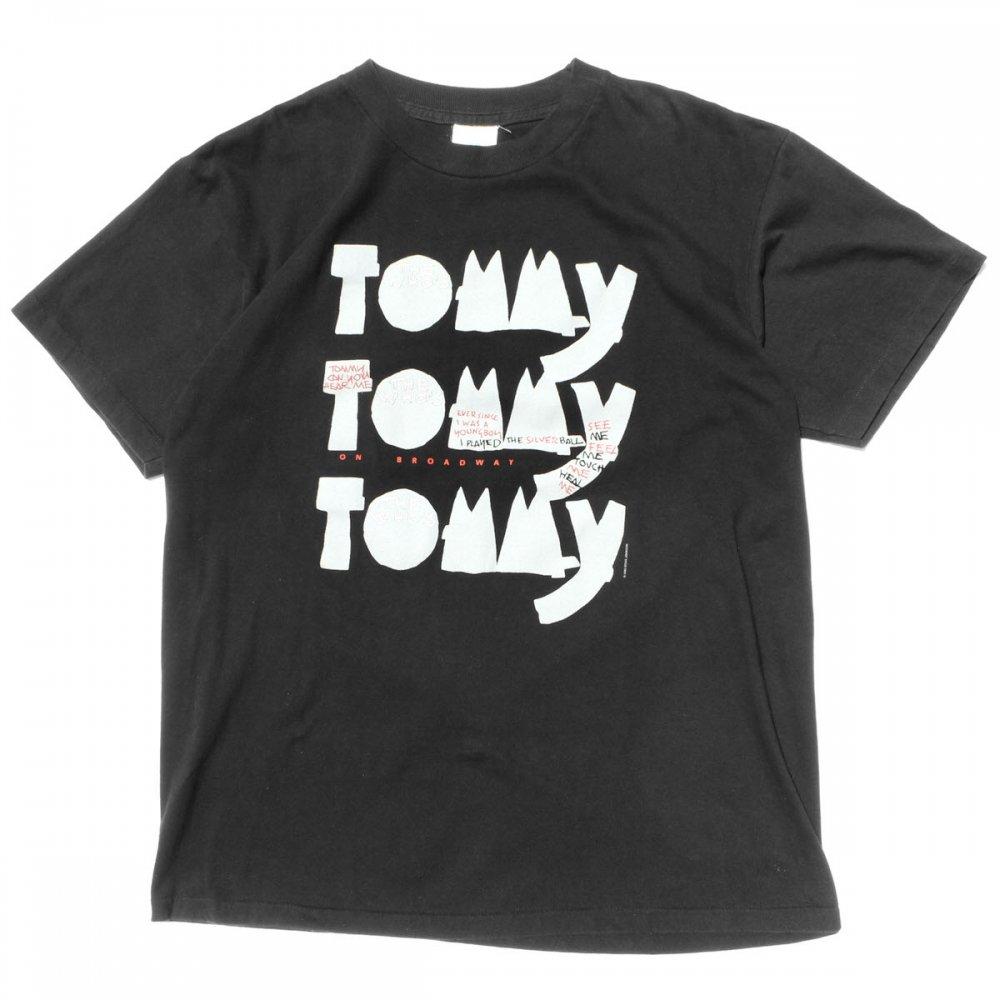 古着 通販 ザ フー ヴィンテージ  T シャツ【The Who】【1993's-】The Who's Tommy