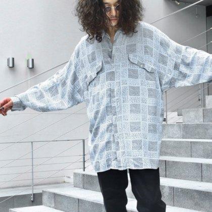 古着 通販 Recommend 80's Rayon Big Silhouette L/S Shirts