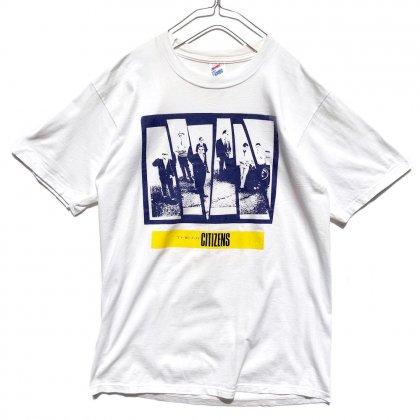 古着 通販 【N.Y. CITIZENS】ヴィンテージ スカバンド プロモーション Tシャツ 【1988's】Vintage Promotion T-Shirt
