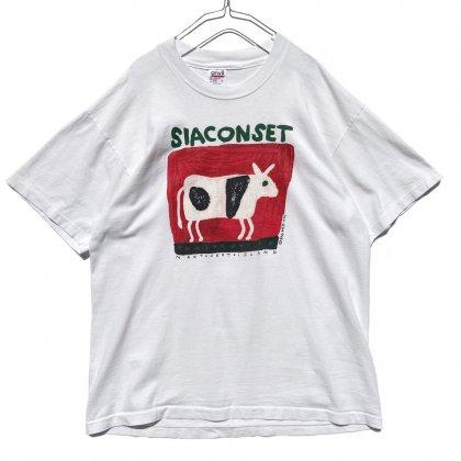 古着 通販 【BIG HED】ヴィンテージ アートプリント Tシャツ 【1996's】Vintage Art Print T-Shirt