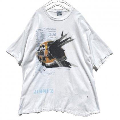 古着 通販 【Jimmy'z】ヴィンテージ エイジング Tシャツ 【1990's-】Vintage Hight Aging T-Shirt