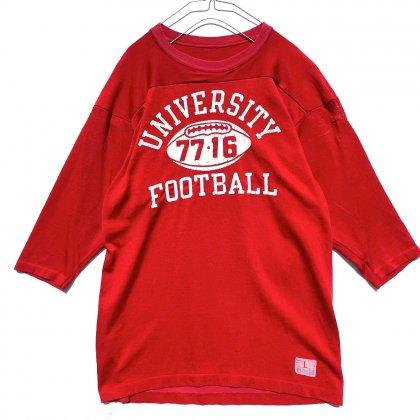 古着 通販 チャンピオン【CHAMPION PRODUCTS INC】フットボール Tシャツ【Late 1960's】Vintage Football T-Shirts