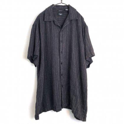 古着 通販 ヴィンテージ S/S オープンカラーシャツ【1990's-】【hagger】Vintage Short Sleeve Open Collar Shirt