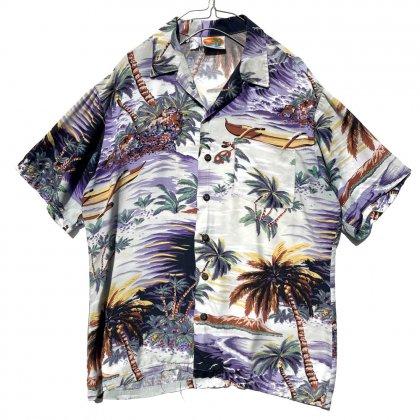 古着 通販 ケニントン【Kennington】ヴィンテージ レーヨン アロハシャツ【1980's】Vintage Rayon Hawaiian Shirt