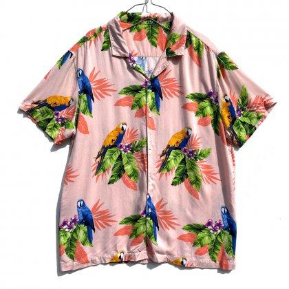 古着 通販 ヴィンテージ レーヨン アロハシャツ【1990's】Vintage Rayon Hawaiian Shirt