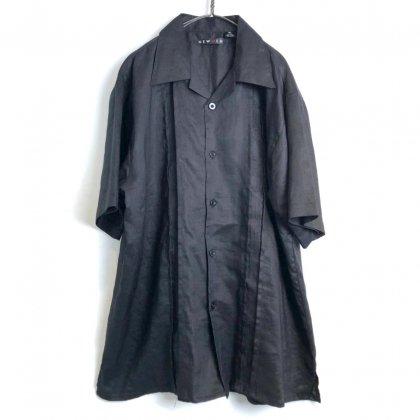 古着 通販 ヴィンテージ S/S リネンシャツ【1990's】【NEW GEN】Vintage Short Sleeve Linen Shirt