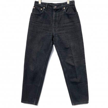 古着 通販 リーバイス 551 ブラック【Levis 551-0260 Made In USA】【1990's】Vintage Black Denim Pants