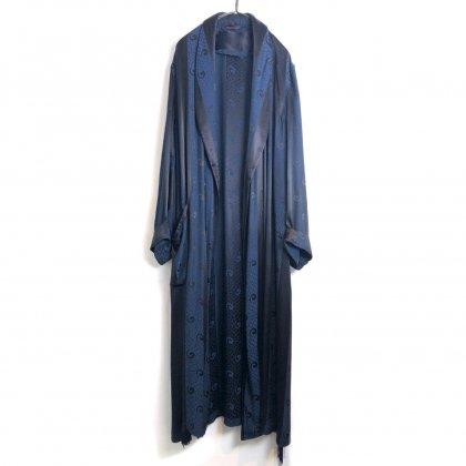 古着 通販 ヴィンテージ レーヨンサテン ガウン【1950's】【Robhor Robe】Vintage Rayon Satin Robe