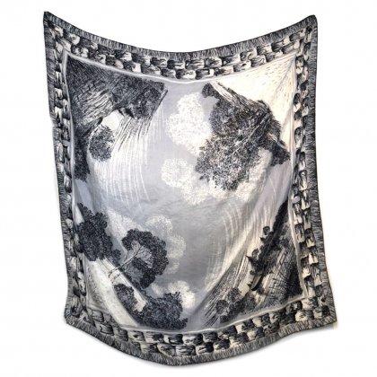 古着 通販 ヴィンテージ シルクスカーフ【1960s-】Vintage ALL Silk Scarf