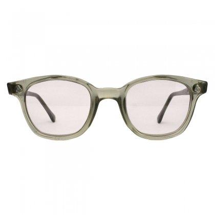古着 通販 アメリカンオプティカル ヴィンテージ メガネ【American Optical】【1970's-】FLEXI FIT Z87 セーフティ スモーク 48-24