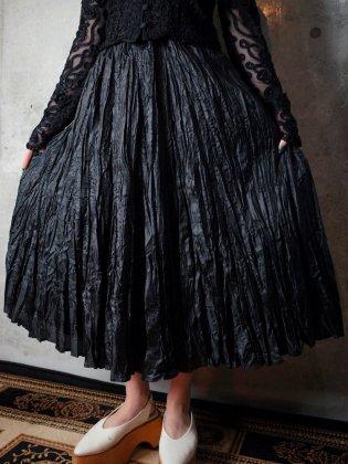 古着 通販 ギャザースカートWrinkle Gather Skirt