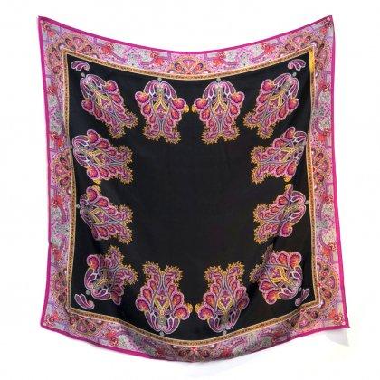 古着 通販 ヴィンテージ シルクスカーフ【1980s-】Vintage ALL Silk Scarf