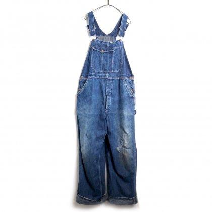古着 通販 【BLUE BELL】ヴィンテージ デニム オーバーオール【1950's】Vintage Denim Overall