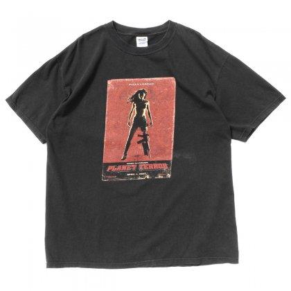 古着 通販 プラネットテラー【PLANET TERROR】ムービー プロモ T シャツ【2007s-】XL