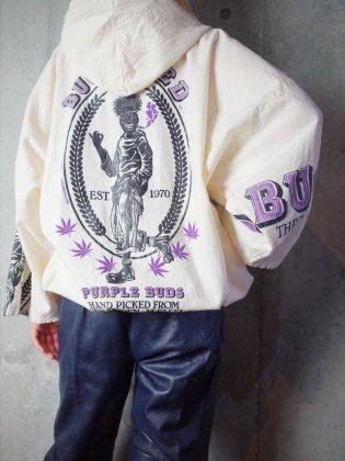 """古着 通販 ヴィンテージ """"BUCKWEED"""" サック フーディ 1990年代 Vintage """"BUCK WEED"""" Sack Hoodie"""
