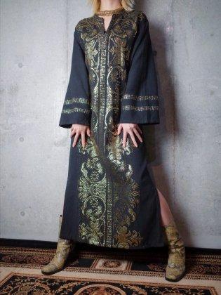 古着 通販 ヴィンテージ ギリシャ製 刺繍 ワンピース Made in Greece Embroidery Dress