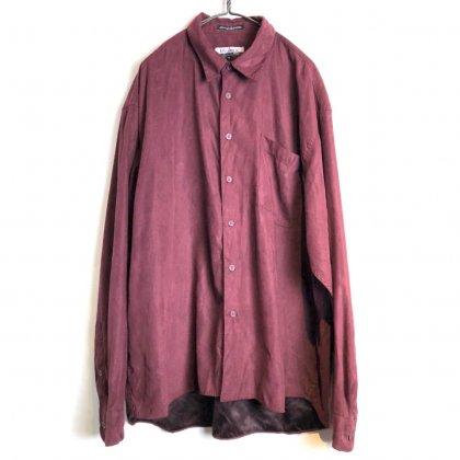 古着 通販 ヴィンテージ ピーチスキンシャツ【1990's】【Firethorn】Vintage Peach Skin Shirt