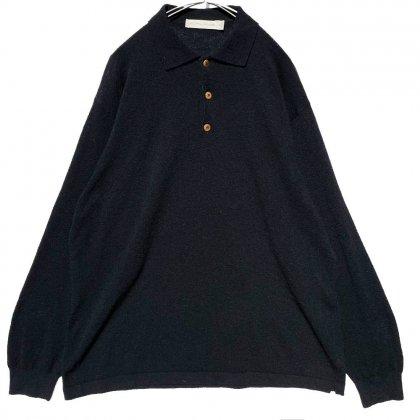 古着 通販 ヴィンテージ ビッグシルエット ニットポロ【1990's】【NICKLAUS Made In Italy】Vintage Knit Polo