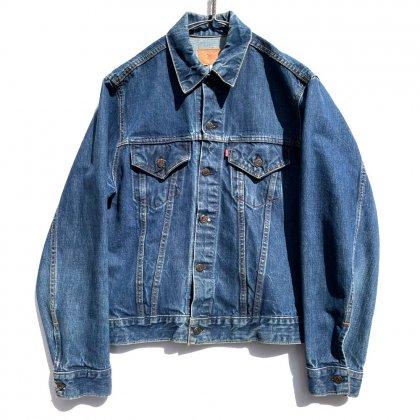 古着 通販 リーバイス 70505【Levi's 70505-0217】デニムジャケット 4th ケアタグ付き【1970's-】Vintage Denim Jacket