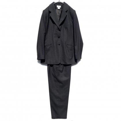 古着 通販 ヴィンテージ フランネルスーツ セットアップ【1980's-】【JENNIFER MOORE】Vintage Suits
