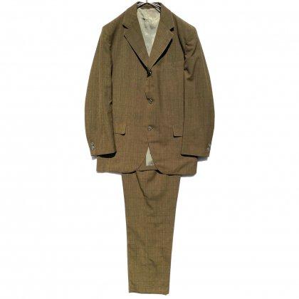 古着 通販 ヴィンテージ コンテンポラリースーツ セットアップ【1960's】【KENTFIELD】Vintage Suits