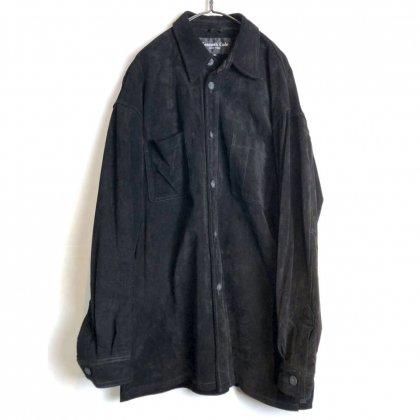 古着 通販 ヴィンテージ スエードシャツ【1980's-】【Keneueth Cole】Vintage Suede Shirt