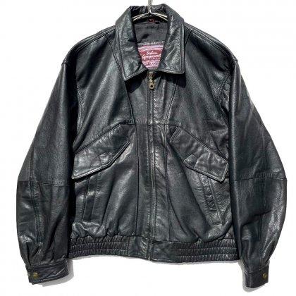 古着 通販 ヴィンテージ A-2タイプ ドロップショルダー レザージャケット【1980s-】Vintage Leather Jacket