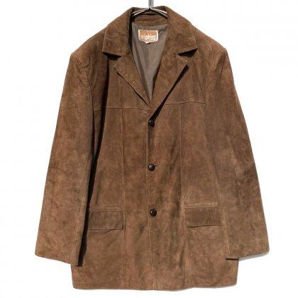 古着 通販 ヴィンテージ スエード ジャケット【1970's】【Wicking】Vintage Suede Jacket