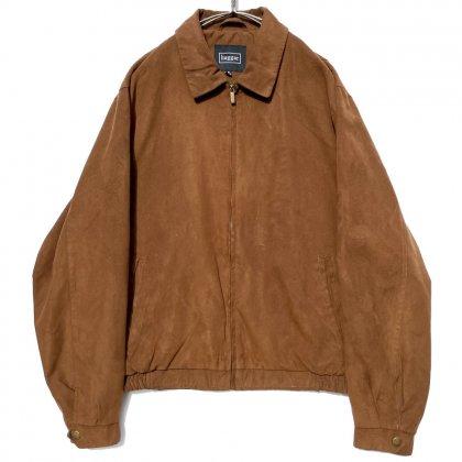 古着 通販 ヴィンテージ フェイクスエード ジャケット【1990's】【haggar】Vintage Fake Suede Jacket