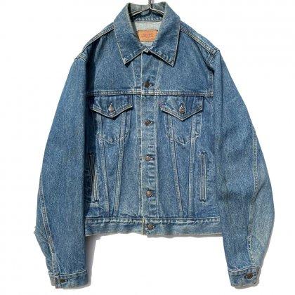 古着 通販 リーバイス 71506【Levi's 71506-0217】デニムジャケット 【1980's Made In USA】Vintage Denim Jacket