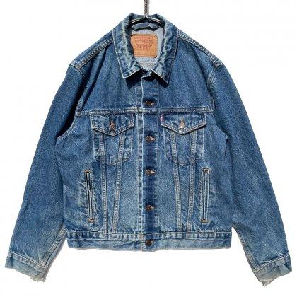 古着 通販 リーバイス 70506【Levi's 70506-0216】デニムジャケット 【1990's Made In USA】Vintage Denim Jacket