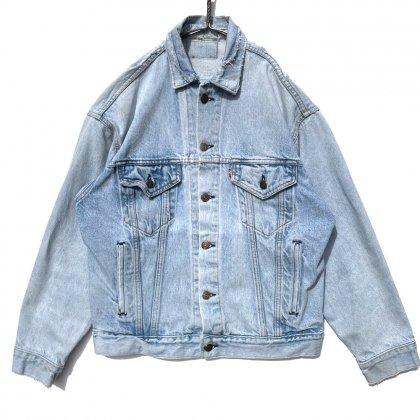古着 通販 リーバイス 70507【Levi's 70507-0214】デニムジャケット 【1980's Made In USA】Vintage Denim Jacket