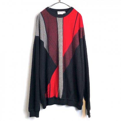 古着 通販 ヴィンテージ コットン クルーネックニット【1990's】【St.Croix】Vintage Crewneck Cotton Sweater