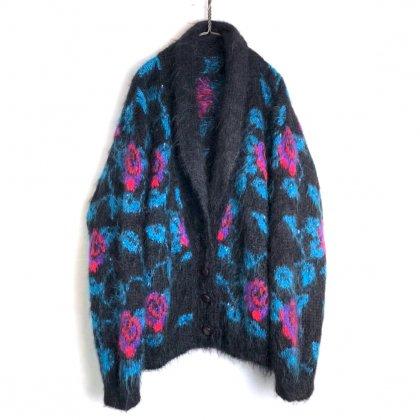 古着 通販 ヴィンテージ モヘア カーディガン【1980's】Vintage Shawl Collar Mohair Cardigan