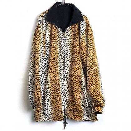 古着 通販 ヴィンテージ レオパードパターン コーチジャケット【1990's】 Vintage Leopard Pattern Coach Jacket