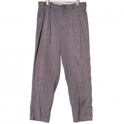 古着 通販 ヴィンテージ 2タック トラウザーズ【1980's-】Vintage 2-Tuck Trouser