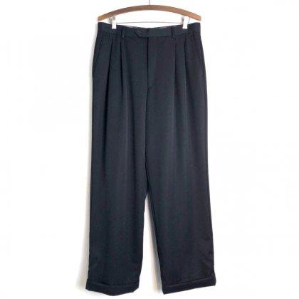 古着 通販 ヴィンテージ 2タック トラウザーズ【1980's】【Louis Raphael】Vintage 2-Tuck Trouser