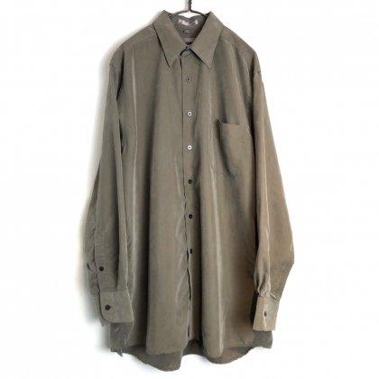 古着 通販 ヴィンテージ ピーチスキン シャツ【1990's】【GEOFFREY BEENE】Vintage Peach Skin Shirt