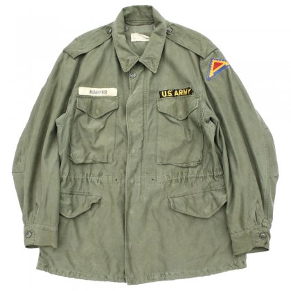 古着 通販 US ARMY M-1951 ヴィンテージ フィールド ジャケット【Late 1950's-】Regular Medium