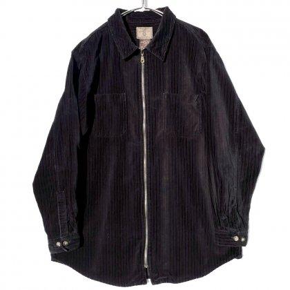古着 通販 ヴィンテージ ジップアップ コーデュロイシャツ【St Johns Bay】Vintage Corduroy Shirts