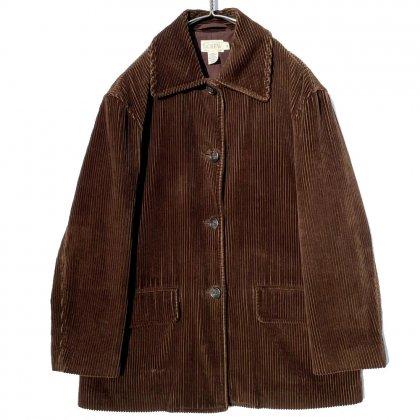 古着 通販 ヴィンテージ コーデュロイ カバーオールジャケット【J.CREW】Vintage Corduroy Coverall Jacket