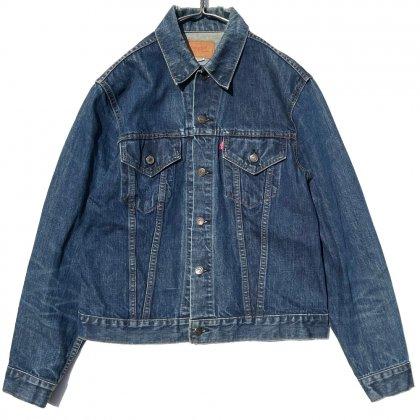 古着 通販 リーバイス 70505【Levi's 70505 -0217】デニムジャケット 4th ケアタグ付き【1970's-】Vintage Denim Jacket