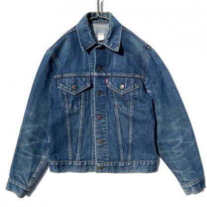 古着 通販 リーバイス 70505【Levi's 70505】デニムジャケット 4th ケアタグ付き【1970's-】Vintage Denim Jacket