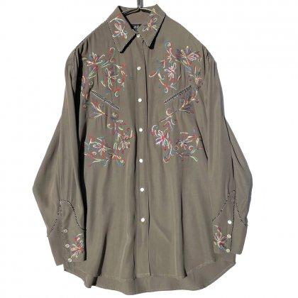 古着 通販 ヴィンテージ ウエスタンシャツ【a.b.s california Made In USA】【1990's】Vintage Western Shirts