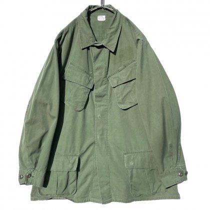 古着 通販 ジャングルファティーグ ミリタリージャケット【1960's】【U.S.ARMY】Vintage Jungle Fatigue Jacket 4th-Type
