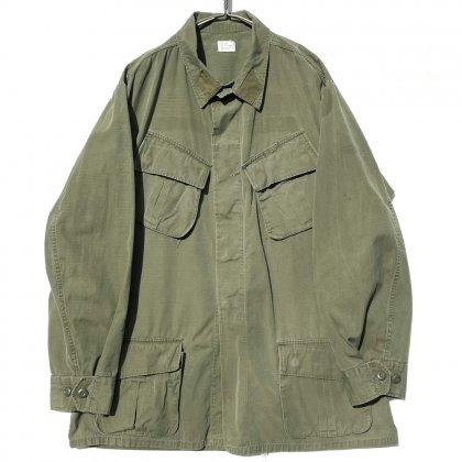 古着 通販 ジャングルファティーグ ミリタリージャケット【1960's】【U.S.ARMY】Vintage Jungle Fatigue Jacket 5th-Type