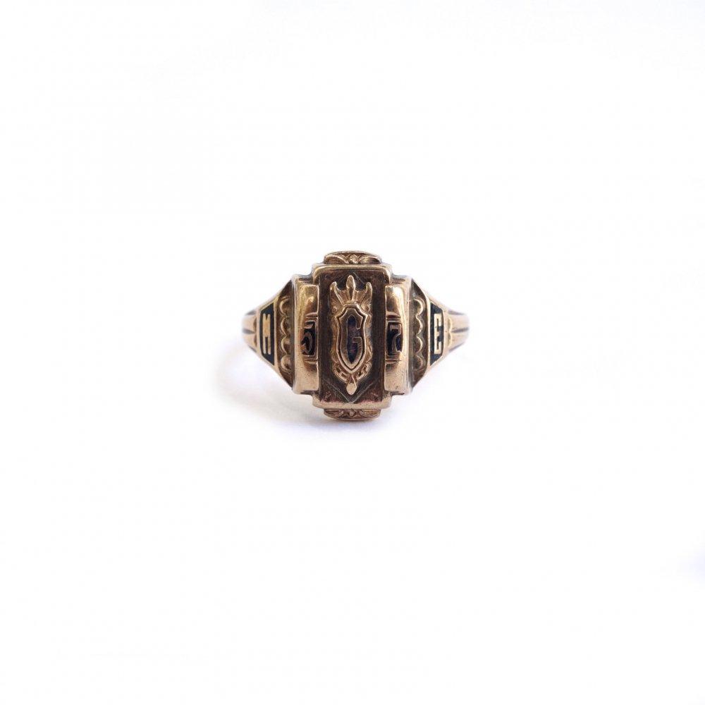 古着 通販 カレッジリング【1957】【JOSTEN 10K】VINTAGE  RING