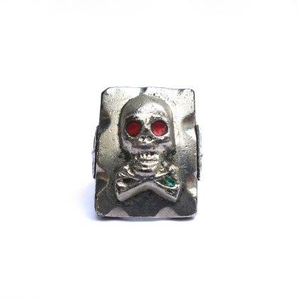 古着 通販 ビンテージ メキシカンリング【1960'S】【SKULL】VINTAGE MEXICAN RING