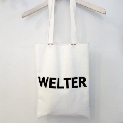 古着 通販 【VOIRY】デニムトートバッグ SCALE BAG WELTER